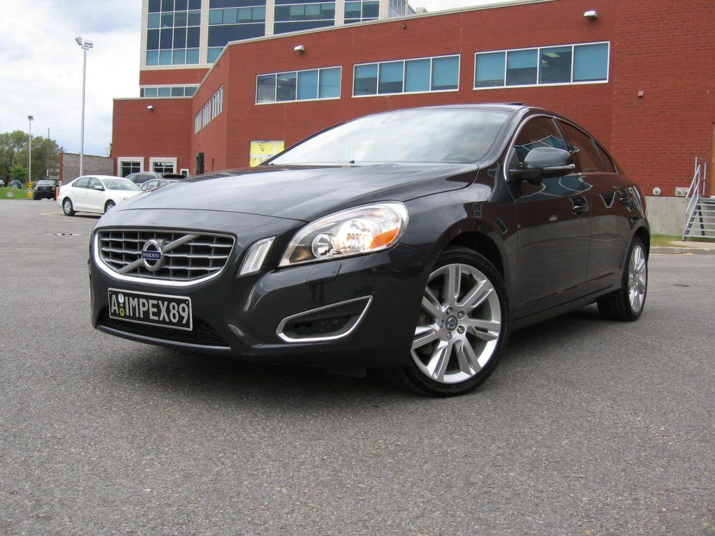 volvo s60 t6 awd polestar 325 hp 2013 impex autos. Black Bedroom Furniture Sets. Home Design Ideas